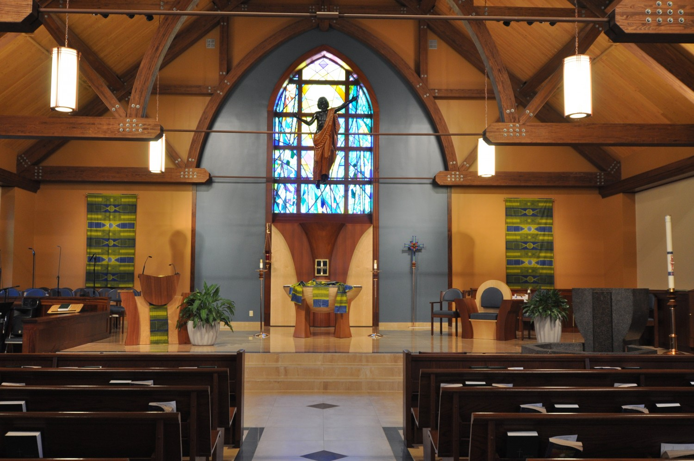 St. Mary Magdalene Church Interior Springfield Gardens NY - St Mary Magdalene Church Springfield Gardens Ny